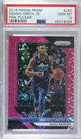 Dennis Smith Jr. [PSA 10 GEM MT] #/42