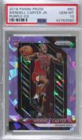 Wendell Carter Jr. [PSA 10 GEM MT] #/149