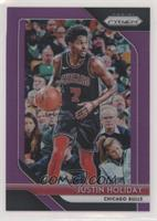 Justin Holiday #/75