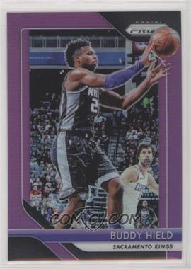 2018-19 Panini Prizm - [Base] - Purple Prizm #171 - Buddy Hield /75