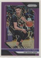 Lonzo Ball #/75