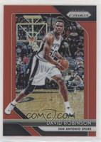 David Robinson [EX to NM] #/299