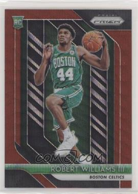 2018-19 Panini Prizm - [Base] - Ruby Wave Prizm #138 - Robert Williams III