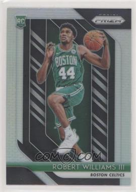 2018-19 Panini Prizm - [Base] - Silver Prizm #138 - Robert Williams III