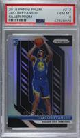 Jacob Evans III [PSA 10 GEM MT]