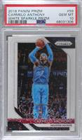 Carmelo Anthony [PSA 10 GEM MT]