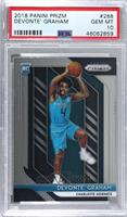 Devonte' Graham [PSA 10 GEM MT]