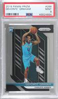 Devonte' Graham [PSA 9 MINT]