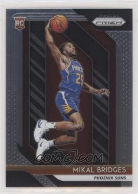 2018-19 Panini Prizm - [Base] #289 - Mikal Bridges
