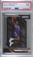 Mikal Bridges [PSA 9 MINT]