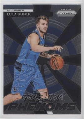 2018-19 Panini Prizm - Freshman Phenoms #23 - Luka Doncic