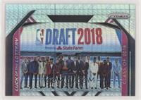 Aaron Holiday, Chandler Hutchison, Collin Sexton, Deandre Ayton, Donte DiVincen…