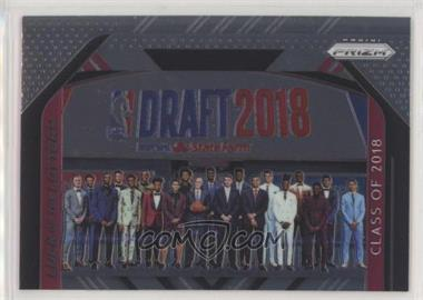 2018-19 Panini Prizm - Luck of the Lottery #15 - Aaron Holiday, Chandler Hutchison, Collin Sexton, Deandre Ayton, Donte DiVincenzo, Jaren Jackson Jr., Jerome Robinson, Kevin Knox, Lonnie Walker IV, Luka Doncic, Marvin Bagley III, Michael Porter Jr., Mikal Bridges, Miles Bridges, Mo Bamba, Shai Gilgeous-