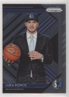 2018-19 Panini Prizm - Luck of the Lottery #3 - Luka Doncic
