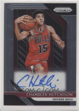 2018-19 Panini Prizm - Rookie Signatures #RS-CHS - Chandler Hutchison