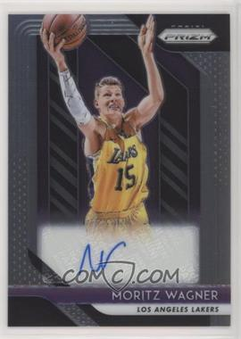 2018-19 Panini Prizm - Rookie Signatures #RS-MWG - Moritz Wagner
