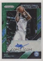Amir Johnson /8