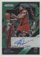 Justise Winslow #/8