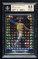 LeBron James [BGS 9.5 GEM MINT] #/25