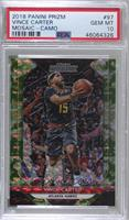 Vince Carter [PSA 10 GEM MT] #/25