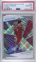 James Harden [PSA 10 GEM MT] #/100