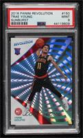 Trae Young [PSA9MINT] #/75