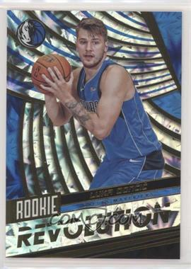 2018-19 Panini Revolution - Rookie Revolution - Impact #1 - Luka Doncic