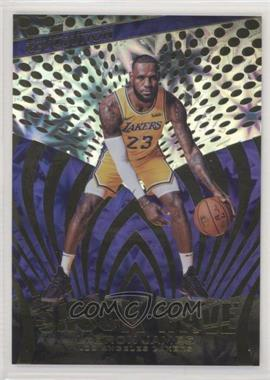 2018-19 Panini Revolution - Shock Wave - Impact #6 - LeBron James