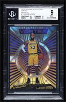 LeBron James [BGS 9 MINT]