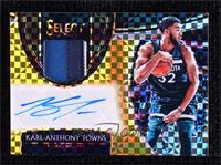 Karl-Anthony Towns #/10