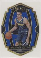Premier Level Die-Cut - Michael Porter Jr. #/249