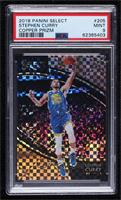 Courtside - Stephen Curry [PSA9MINT] #/60