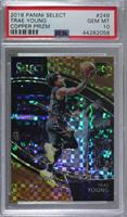 Courtside - Trae Young /60 [PSA10GEMMT]