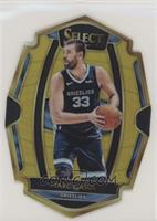 Premier Level Die-Cut - Marc Gasol #/10