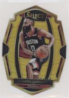 Premier Level Die-Cut - James Harden #8/10