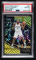 Courtside - Kawhi Leonard [PSA 10 GEM MT] #2/10