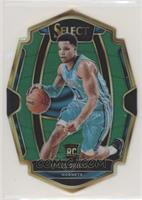 Premier Level Die-Cut - Miles Bridges #/5