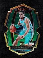 Premier Level Die-Cut - Miles Bridges [Gem Mint] #/5