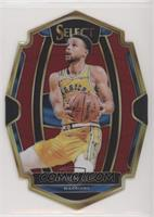 Premier Level Die-Cut - Stephen Curry /175