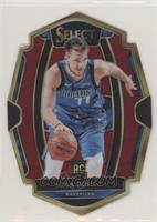 Premier Level Die-Cut - Luka Doncic #62/175