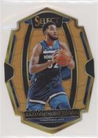 Premier Level Die-Cut - Karl-Anthony Towns /65
