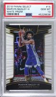 Concourse - Marvin Bagley III [PSA 10 GEM MT] #/149