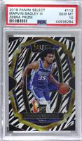 Premier Level - Marvin Bagley III [PSA 10 GEM MT]