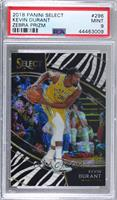 Courtside - Kevin Durant [PSA 9 MINT]