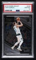 Courtside - Luka Doncic [PSA 10 GEM MT]