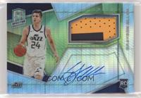 Rookie Jersey Autographs - Grayson Allen [EX to NM] #/49