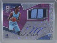 Rookie Jersey Autographs - Jaren Jackson Jr. #/25