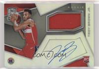Rookie Jersey Autographs - Troy Brown Jr. /299