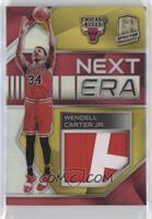 Wendell Carter Jr. #/10