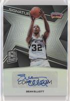 Sean Elliott #/75